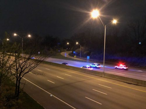 Police: 2 in critical condition from shooting on highway