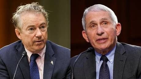Covid-19 vaccine STILL does not mean you can 'eat and drink indoors', Fauci says, prompting Rand Paul to call him a 'petty tyrant'