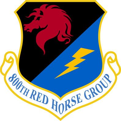 800th RED HORSE Group activated under Ninth Air Force