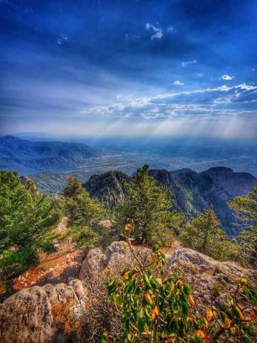 Celebrating Earth Day in the Land of Enchantment