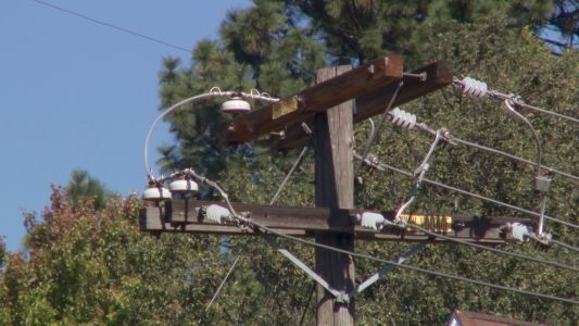 PG&E could shut off power to 21K customers due to forecast high winds