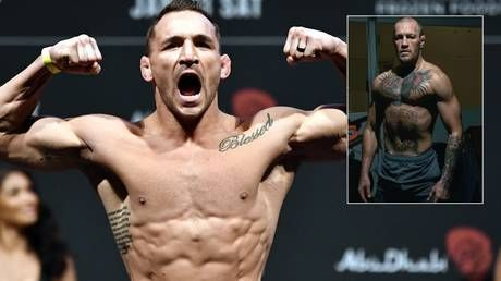 'I want to see Conor come back': UFC lightweight title hopeful Chandler wants future championship tilt with McGregor