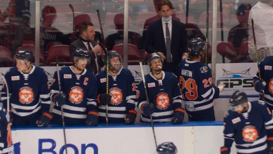 Swamp Rabbits defeat SC Stingrays 5-2 in Game 2 of Eastern Conference finals