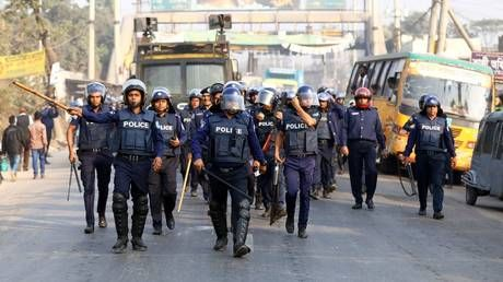 4 killed as Bangladesh police fire at protesters outraged by defamatory Facebook post on Prophet Mohammed