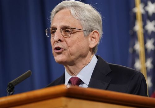 AG Merrick Garland prohibits federal prosecutors from seizing reporters' records in most leak investigations after reports emerged the Trump DOJ did