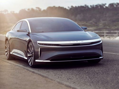 Lucid Air claims a stunning 517-mile range, making the $100,000 luxury sedan 'the world's longest range electric vehicle'