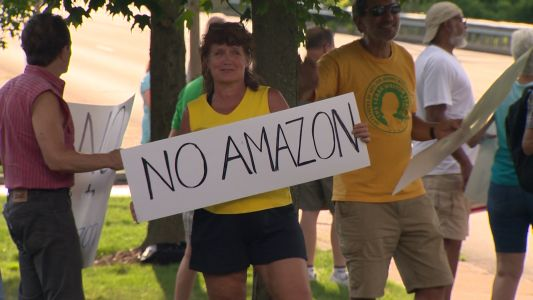 Churchill planning commission votes to recommend Amazon plan