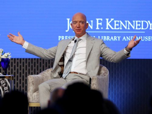 Jeff Bezos is reportedly now worth over $171 billion, more than he was worth before his divorce