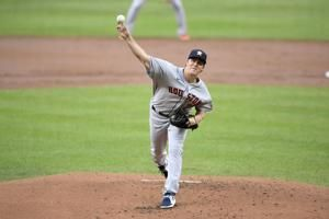 Greinke, Astros beat Orioles 3-1 for 9th straight win