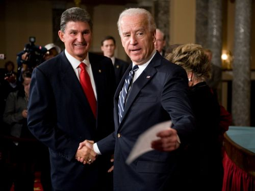 Biden softens on corporate tax hike, saying it could be set between 25% and 28%