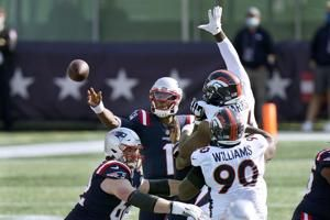 Resolve is high for Patriots after rough outing vs Broncos