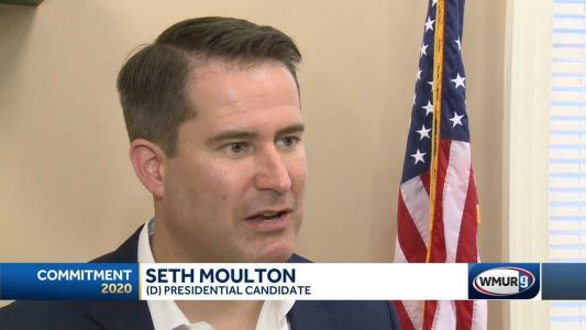 Moulton has plans to stand out despite not being invited to debate