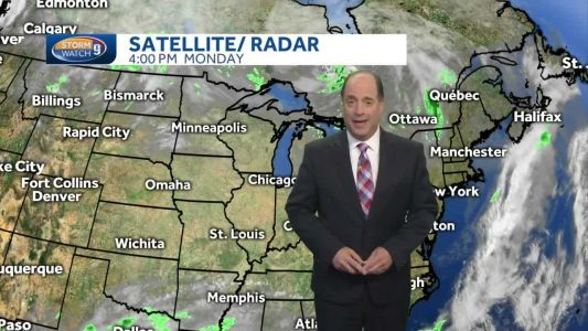 Update: Nor'easter in forecast this week