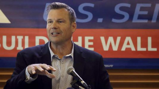 Senate Republican Primary In Kansas Highlights 5 Races To Watch Tuesday