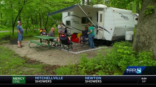 DNR explains current social distancing status for parks, campgrounds