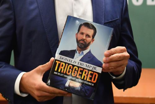 Donald Trump Jr. may have bulk-purchased his own book to juice sales