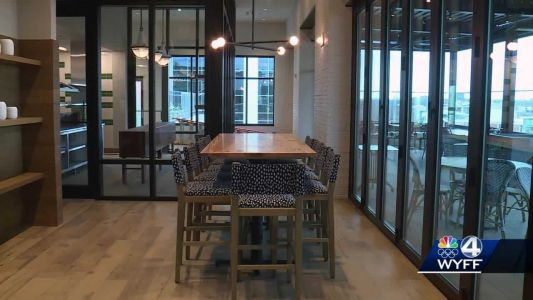 175 jobs available at new downtown Greenville hotel