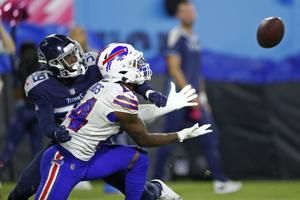 Bills flush memories of Titans loss, look ahead to Dolphins