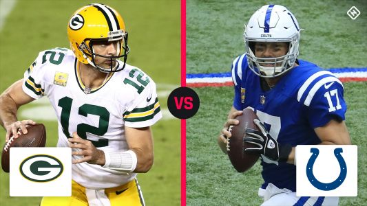 What channel is Packers vs. Colts on today? Time, TV schedule for Week 11 NFL game