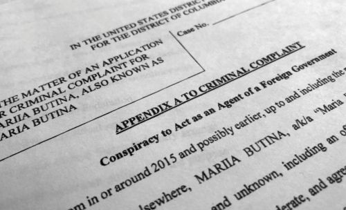 US charges Russian national with being foreign agent