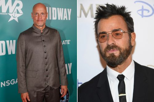 Justin Theroux and Woody Harrelson starring in HBO 'Watergate' series