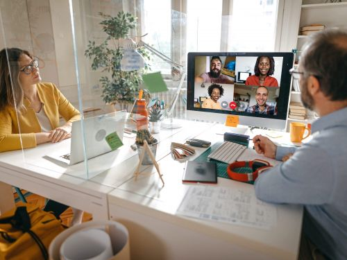 How to host a successful virtual event for your business if you've never done it before, according to online event planners