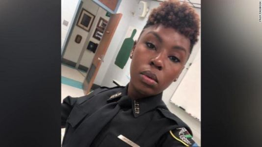 Chief: Police officer's boyfriend shot her to death as she prepared for work