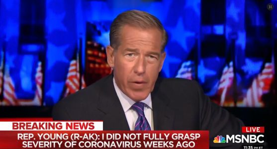 MSNBC's Brian Williams on Congressman Don Young: Too Little, Too Late for Alaskans?