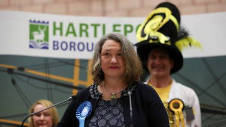 Breaking the Red Wall: Tory candidate wins in Labour stronghold Hartlepool for 1st time since 1974