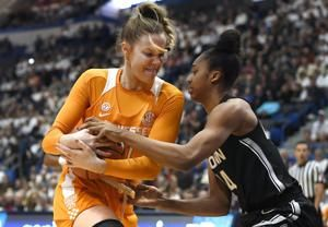 UConn beats Tennessee 60-45 in first meeting in 13 years
