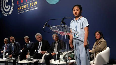 'Stop calling me Greta of India': 8yo climate activist says comparisons to Thunberg 'delete' her own campaign