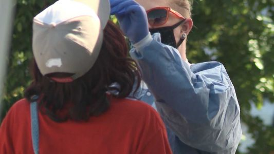 Indiana health officials closing state's virus testing sites