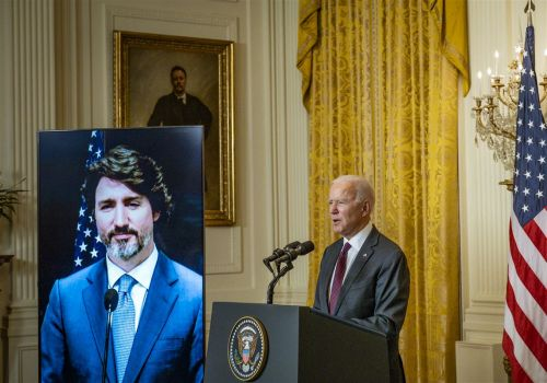 David M. Shribman: Canada sighs with relief after Biden, Trudeau meeting
