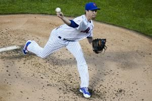 DeGrom tosses, Mets expect ace to make next scheduled start