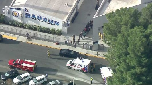 'Suspect in custody' after several people injured in shooting at southern California high school