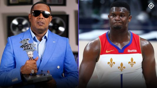 Master P wants Pelicans job, to be NBA's first 'hip-hop coach:' 'We'll win and Zion will be happy'