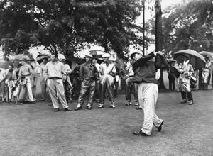AP Was There: Snead tops Hogan in playoff to win '54 Masters