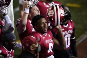No. 17 Hoosiers moving beyond upset to take another big step