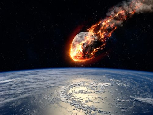 The asteroid that killed the dinosaurs acidified the ocean in a 'flash,' killing most marine life. The seas could see a similar problem a century from now
