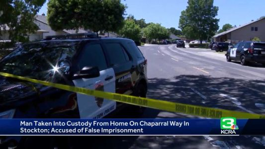 PD: Man who threatened to kill woman arrested at Stockton home