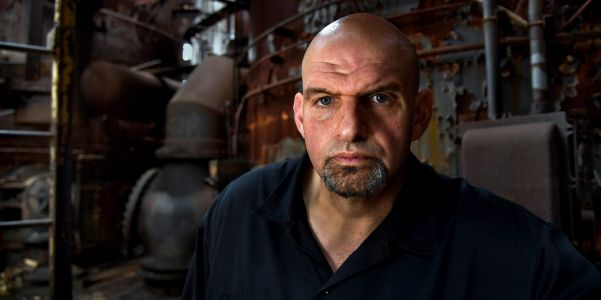 John Fetterman, Pennsylvania's lieutenant governor and a rising star in the Democratic Party, isn't a progressive. He says he's just being honest