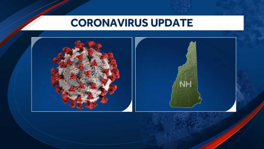 Three more deaths related to COVID-19 announced in NH, active cases continue to fall