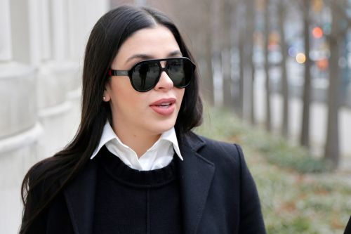 Lawyer for El Chapo's wife Emma Coronel Aispuro says leak was 'designed to kill her family'