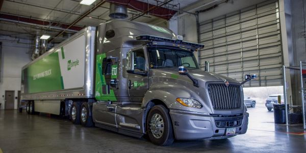 Cathie Wood bought more than 3 million shares of the self-driving truck company TuSimple on its IPO yesterday - and the stock is struggling