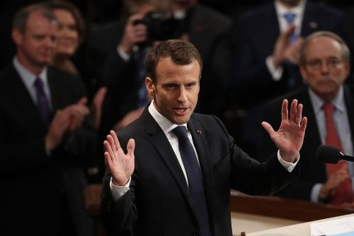 Europe May Cheer Biden's Win-But It Threatens Macron's Grand Project