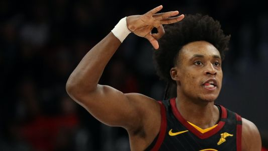 Collin Sexton beats Nets' Kyrie Irving, James Harden & Kevin Durant on his own in double-OT
