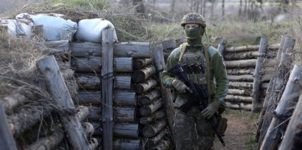 The Pentagon says more and more Russian troops are amassing near Ukraine, and it is not convinced this is just a training exercise