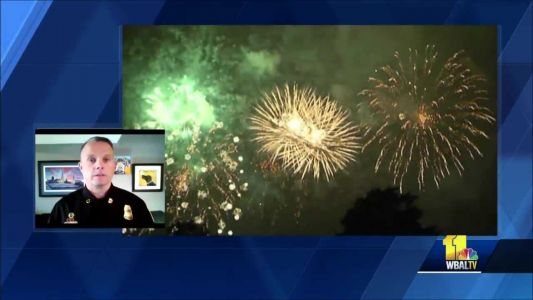 State Fire Marshal warns of the dangers of fireworks this weekend