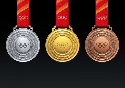 Medals for Beijing Olympics revealed with 100 days to go until Winter Games