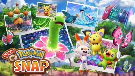 New Pokémon Snap release date revealed, features a new region